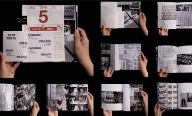 LIU MENGJIE 平面设计 芝加哥艺术学院、艺术中心设计学院、耶鲁大学