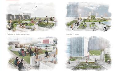 LUO GUOHONG 景观设计 纽卡斯尔大学、卡迪夫大学