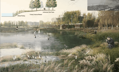 FENG SIZHEN 景观设计 伯明翰城市大学、卡迪夫大学、利物浦大学
