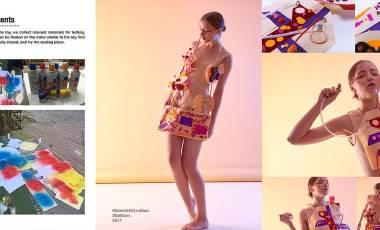 CHANG MIAN 珠宝设计 创意艺术大学、伦敦艺术大学、伯明翰大学