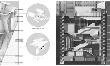 HUO ZHENGJIA 建筑设计 普瑞特艺术学院、宾夕法尼亚大学、南加州大学
