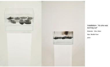 JIANG XIAOHAN 纯艺术 纽约视觉艺术学院、芝加哥艺术学院、中央圣马丁艺术与设计学院