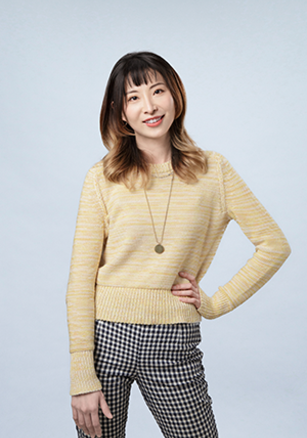 Xue B. 时尚管理 伦敦时装学院
